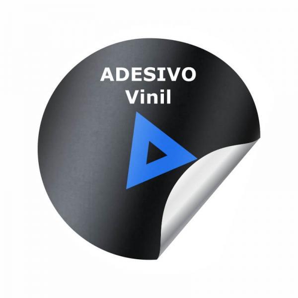 Adesivo Vinil Eletrostático