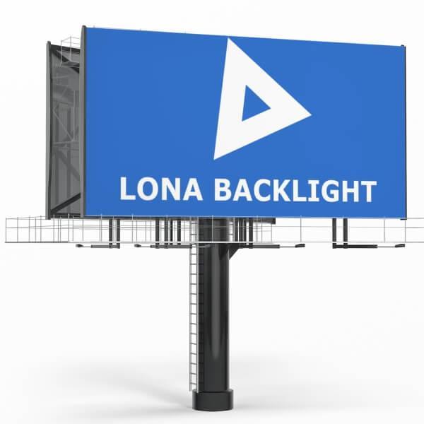 Lona Backlight