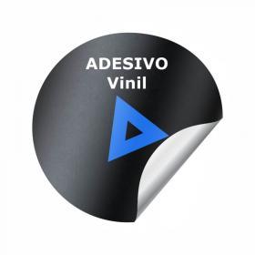 Adesivo Vinil com Máscara Vinil